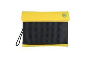 Клатч для планшета Upixel Желто-черный (WY-B010F)