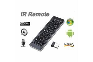 Клавиатура беспроводная + пульт Riitek mini i13