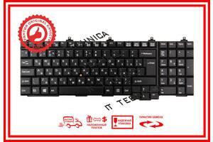 Клавіатура FUJITSU S761 S762 S560 T901 Fit A552 Черная RUUS