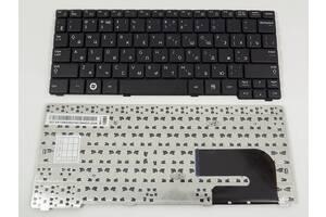 Клавиатура для ноутбука Samsung N148, N150, N100, N128, N145, N143, NB30, NB20 (RU Black)