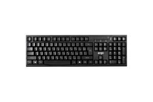 Клавиатура Ergo K-280HUB Black (K-280HUB)