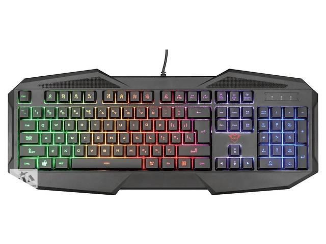 Клавиатура Trust GXT 830-RW Avonn LED BLACK (22511_TRUST)- объявление о продаже  в Киеве