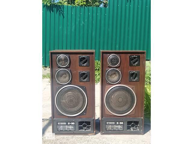 Колонки 35 АС-212 Radiotehnika S-90 - объявление о продаже  в Хмельницком