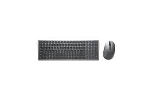 Комплект Dell Multi-Device Wireless Keyboard and Mouse KM7120W Russian (580-AIWS)
