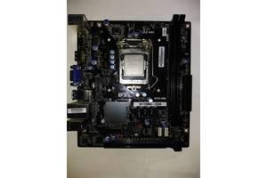 Комплект Материнская плата Elitegroup H110M4-C2H + Проц Intel Pentium G4400