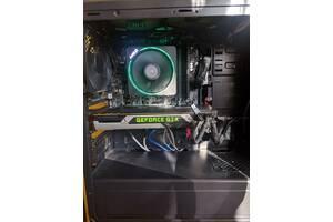 Комплект: Ryzen 2700x+Asus B350M-A+Corsair DDR4 8GB