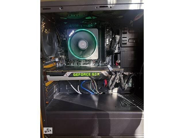 купить бу Комплект: Ryzen 2700x+Asus B350M-A+Corsair DDR4 8GB в Киеве