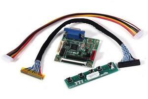 Комплект универсального VGA скалера