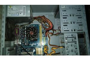 Компьютер Athlon64 x2 4400+ 1Gb ddr2 HDD 500Gb 350Wt ATX рабочий