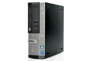 Компьютер Dell Optiplex 3020 SFF (Intel Core i3-4130, 4 ГБ ОЗУ, 500 HDD)