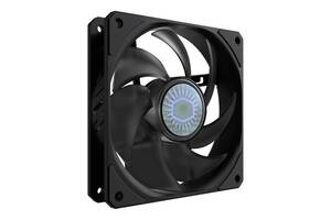 Корпусний вентилятор Cooler Master SickleFlow 120 Black, 120мм, 650-1800об/хв, Single pack w/o HUB (MFX-B2NN-18NPK-R1)