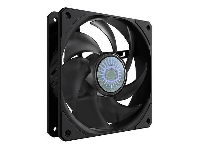 Корпусний вентилятор Cooler Master SickleFlow 120 Black, 120мм, 650-1800об/хв, Single pack w/o HUB (MFX-B2NN-18NPK-R1)- объявление о продаже  в Киеве