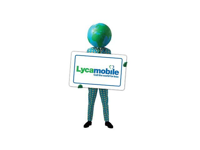 продам Красивые номера Lycamobile бу в Киеве