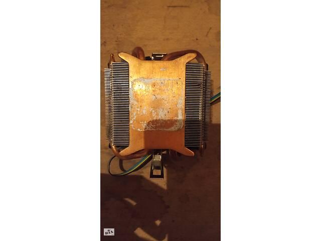 продам Кулер для процессора с медными трубками бу в Коростене