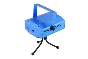 Лазерний проектор стробоскоп Laser Mini
