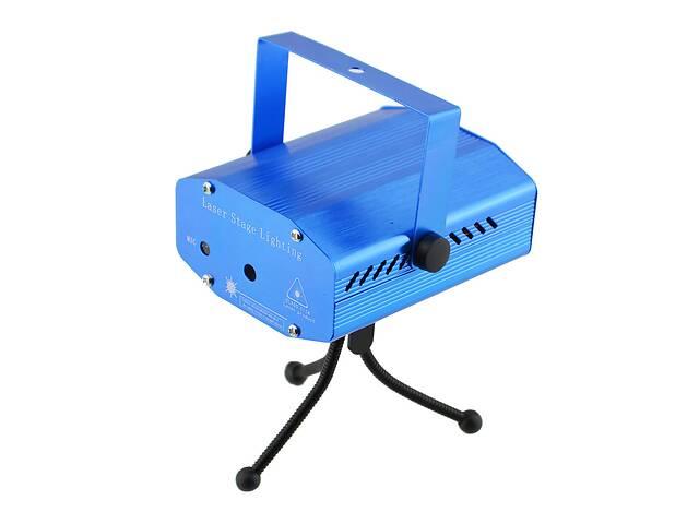 бу Лазерный проектор стробоскоп Laser Mini в Харкові
