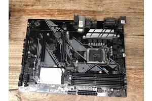 Материнская плата Asus Prime Z370-P (Socket 1151-V2) DDR4, 2 x PCIe 3.0, не нова