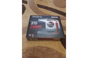 Материнская плата Gigabyte GA-970-Gaming (sAM3/sAM3 +) Б/У