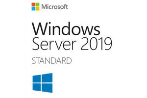 Microsoft Windows Svr Std 2019 64Bit DVD 16 Core rus/english