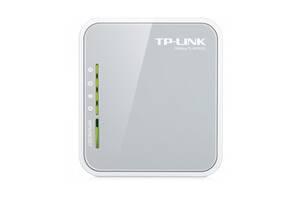 Мобильный роутер TP-Link TL-MR3020 150Mbps, 1x LAN/WAN, 1xUSB2.0
