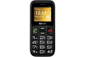 Мобильный телефон Maxcom MM426 Black