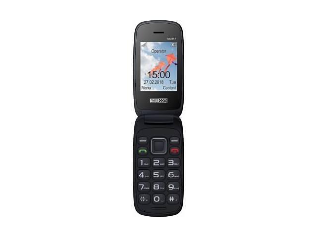 Мобильный телефон Maxcom MM817 Black- объявление о продаже  в Харькове