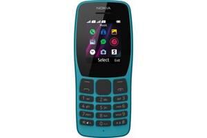 Мобильный телефон Nokia 110 DS Blue (16NKLL01A04)