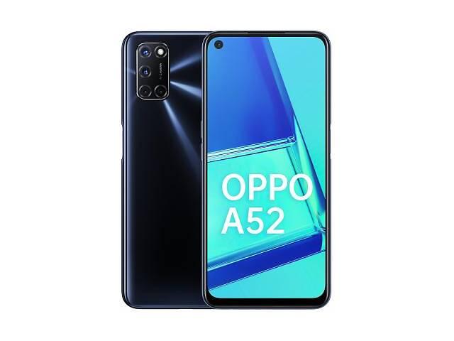 купить бу Мобильный телефон Oppo A52 4/64GB Twilight Black (OFCPH2069_BLACK) в Харькове