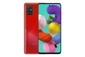 Мобильный телефон Samsung Galaxy A51 2020 6/128GB Red