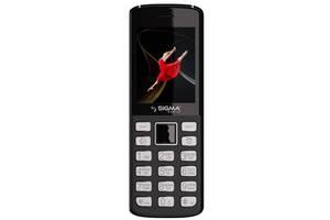 Мобильный телефон Sigma mobile X-style 24 ONYX Grey (4827798324615)