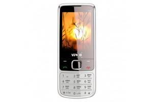 Мобільний телефон Verico Style F244 Silver (4713095606731)