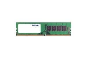 Модуль памяти для компьютера DDR4 4GB 2400 MHz Patriot (PSD44G240041)