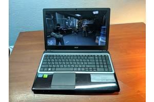 Мощный ноутбук Acer intel Core i3 8GB Geforce 820M для игр работы