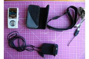 MP3 плеер флешкв,чехол на плеер 4 9, зарядка мини юсб и переходник