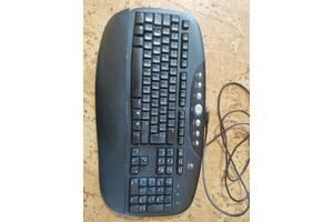 мультимедийная клавиатура Logitech Y-UF49