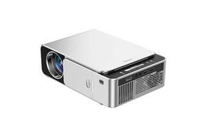 Мультимедийный проектор Hoco Multimedia projector DI08 1080P HDMI, AV, 2хUSB, 3.5mm Silver (gr_017397)