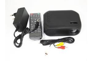 Мини проектор портативный мультимедийный Led Projector YG320C Mini