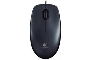 Мышь Logitech Optical Mouse M100 Grey (5713948)