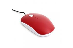 Мышка OMEGA OMO-420 red (Код товара:11574)