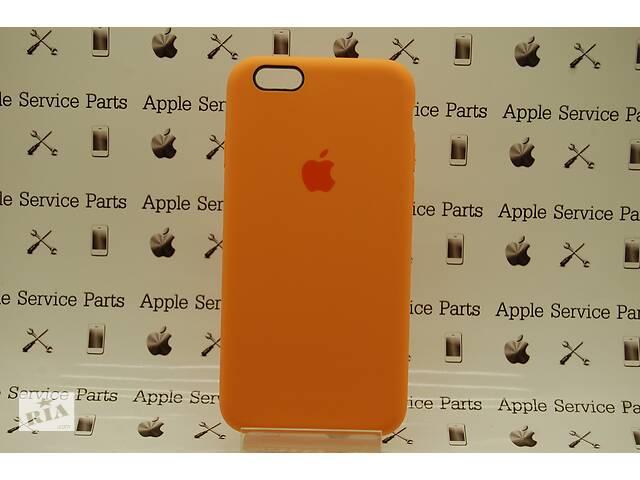бу Чехол Silicone Case для Apple iPhone 6, 6S Papaya в Харькове