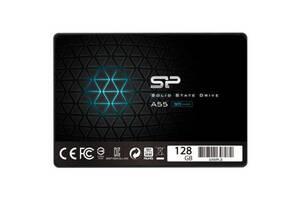 "Накопитель SSD 2.5"" 128GB Silicon Power (SP128GBSS3A55S25)"