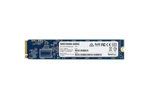 Накопитель SSD M.2 22110 400GB Synology (SNV3500-400G)