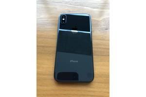 Продам iPhone X Black 64