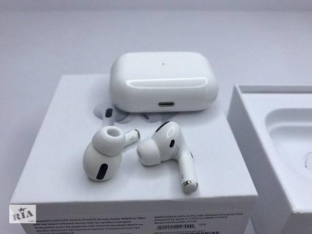 бу Навушники Apple AirPods Pro ОРИГІНАЛ/З КОРОБКОЮ в Рівному
