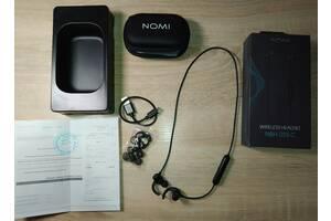 Навушники Nomi NBH-255C Black. 200 грн.