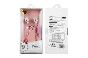 Наушники XOKO M-Cartoons-2 Pink