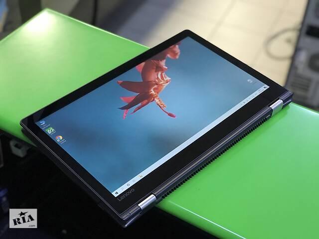 Ноутбук 15 дюймов Lenovo Yoga 510 2в1 трансформер - объявление о продаже  в Одессе