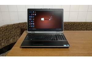 Ноутбук Dell E6520, 15.6'', i5-2410M 2,9 Ghz, 8GB, 320GB. Гарантия. Перерасчет, наличные