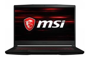 Ноутбук MSI GF63 Thin 9SC (GF639SC-699XRO) Black