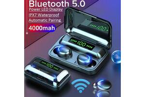 Новинка 2020 Безпроводная Гарнитура 9D HiFi Bluetooth 5.0 CVC8.0
